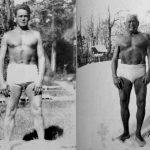 Joseph Pilates at age 82